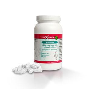 Glucosamine et Chondroitine Image